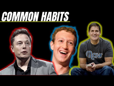 3 Things ALL Billionaires Have In Common (SHOCKING!)