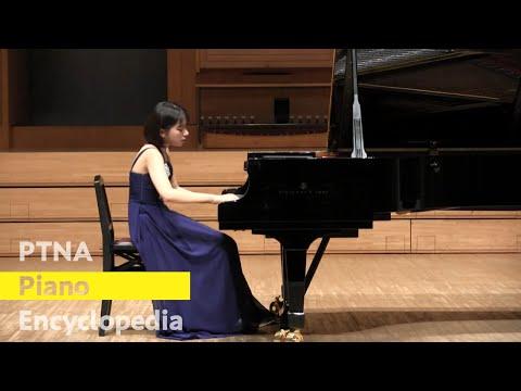 2019PTNA特級二次 黒木 雪音/ショパン/エチュード 嬰ト短調 Op.25-6