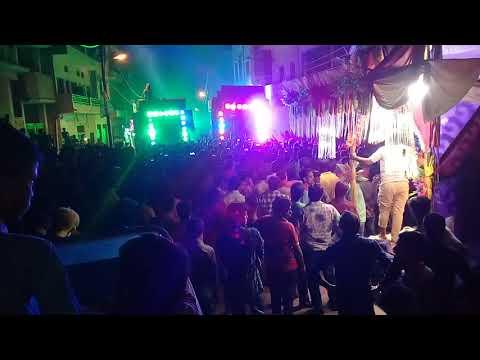 Pardeep vs Mahesh DJ competition Kali Pratima Visarjan Sultanpur(Up)