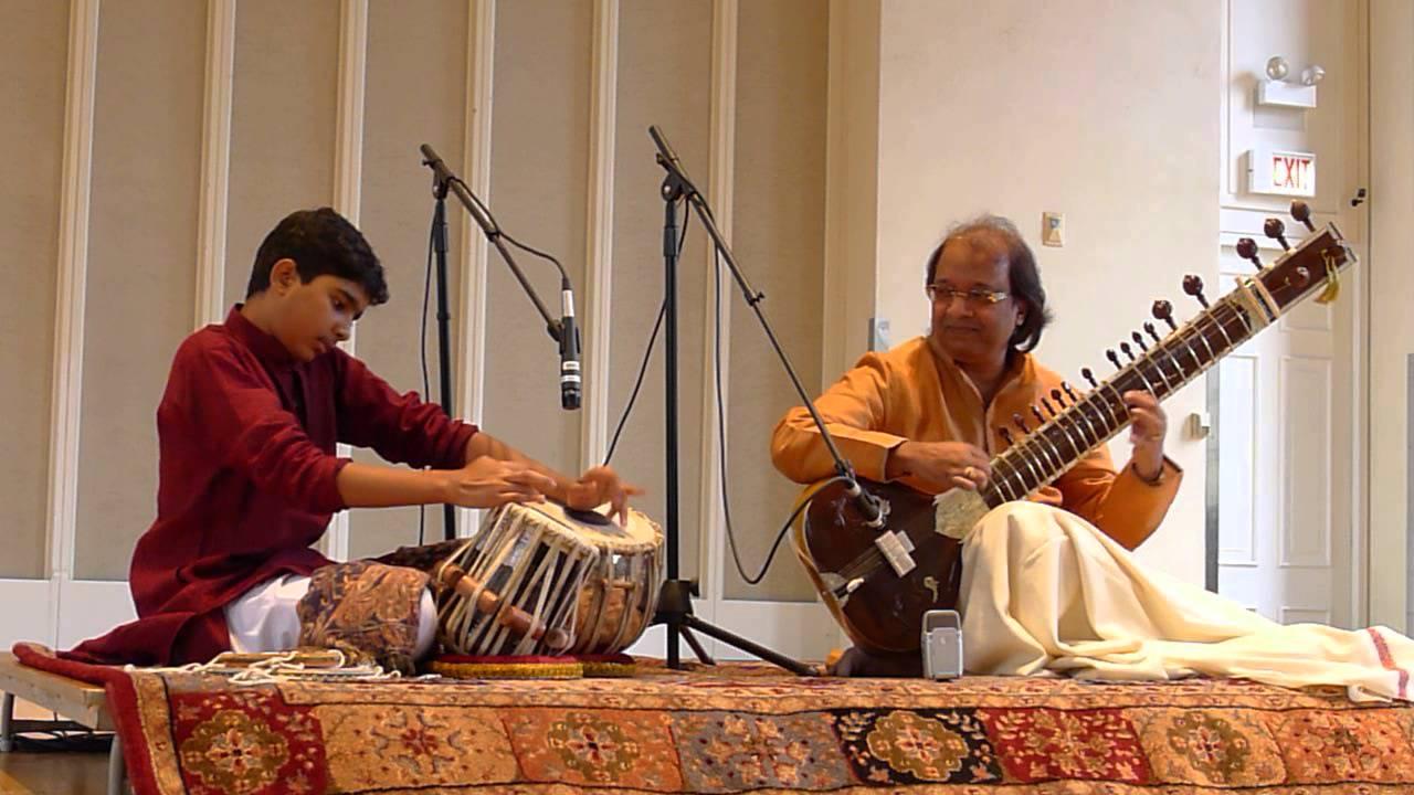 Pt. Nayan Ghosh - Sitar - Raga Gawati - Drut Gat