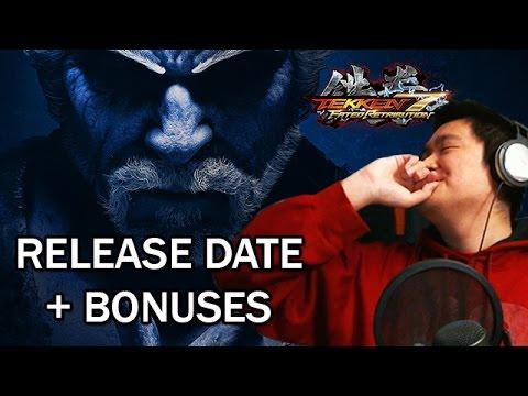 Tekken 7 Pre Order Bonus