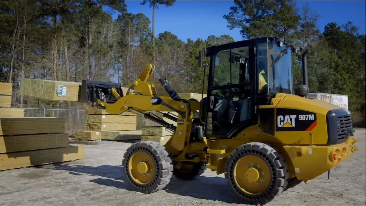 Cat  Wheel Loader Specs T
