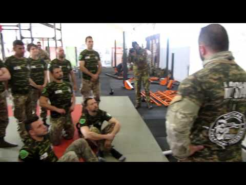 Tactical Functional Training® Physical Conditioning for Army, Police and Firefighters