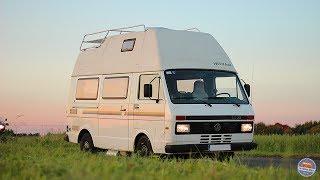 VLOG #1 - 1993 VW LT 31 Westfalia ''Florida'' [SUBTITLES]