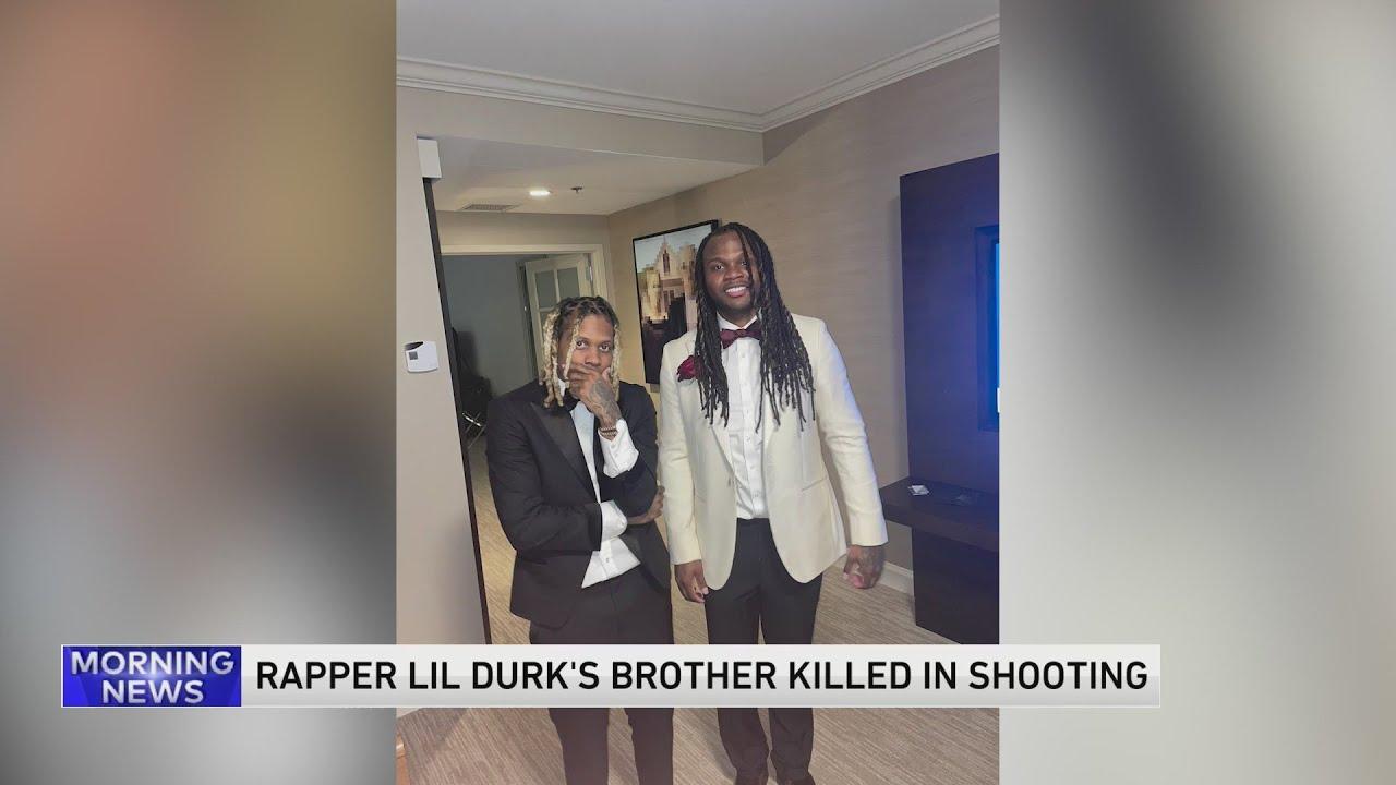 Lil Durk's brother, rapper OTF DThang, fatally shot outside Harvey ...