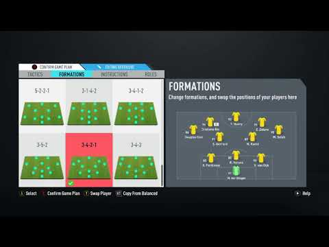 FIFA 20 3421 BEST CUSTOM TACTICS AND PLAYER INSTRUCTIONS***EVERY FORMATION EPISODE 3