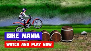 Bike Mania · Game · Gameplay