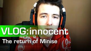 innocent vlog the return of minise future plans