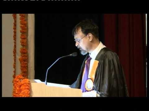 25 Annual Convocation- part- 6.mpg