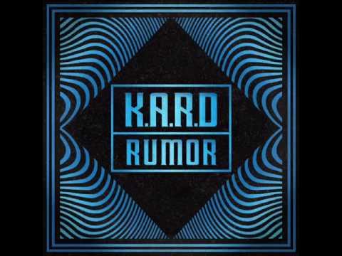 K.A.R.D - Rumor (Speed Up)
