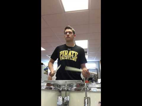 Shout it out snare and quad cover