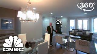 Roscoe Village 360˚ 'Open House' Tour with Sean Conlon   The Deed: Chicago   CNBC Prime