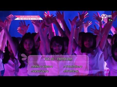 [Vietsub] Pick Me - Produce48