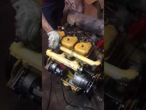 Кап ремонт ДВС зетор 5201 мксм 800 /zetor 5201 Mksm 800