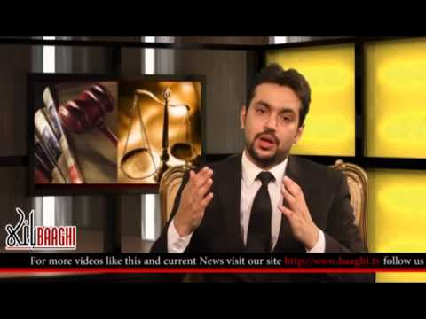 Baaghi Barrister (Property Law in Pakistan)