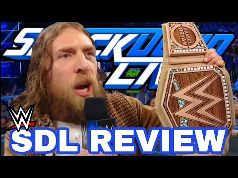WWE Smackdown Live REVIEW 1/29/19