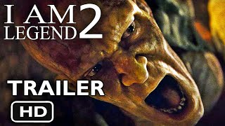 Watch now the new trailer movie i am legend 2 for will smith .........