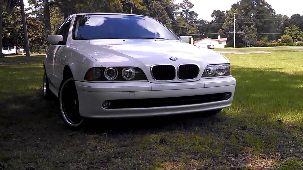 Stephens 2003 BMW E39 530i5 Introduction  YouTube