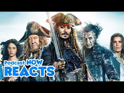 Pirates of the Caribbean Dead Men Tell No Tales Review
