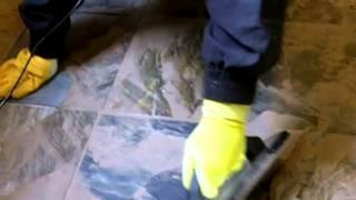 How Grout Slate Tile