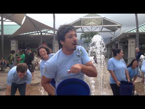 Maui Whole Foods Market ALS Ice Bucket Challenge