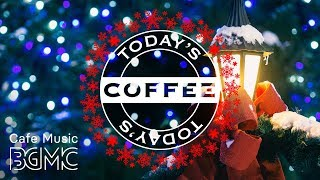 4 Hours of Christmas Music  Instrumental Christmas Jazz Playlist - Relax Cafe Music