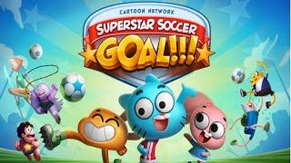 CARTOON NETWORK  SUPERSTAR SOCCER GOAL | GOOOOAAAAAAL! | iOS / Android Game (New Game #62)