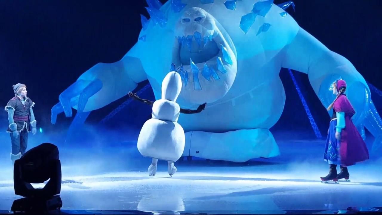 Image result for Disney on ice elsa