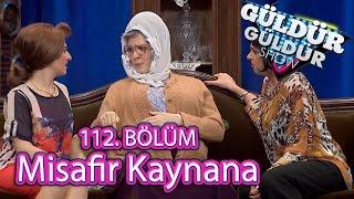 Güldür Güldür Show 112. Bölüm, Misafir Kaynana