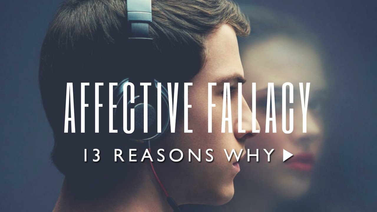 affective fallacy Concept the concept of affective fallacy is an answer to the idea of impressionistic criticism, which argues that the reader's response to a poem is the ultimate indication of its value.
