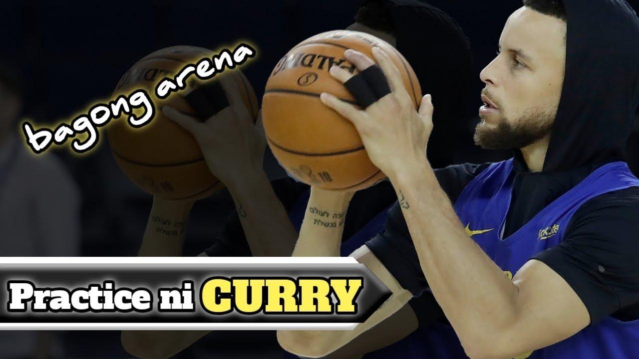 【影片】Stephen Curry最新訓練影片,新賽季加油