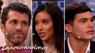 Geisha se disculpa con Darío por la confusión con Antonio, pero él sigue molesto | Enamorándonos Video