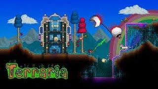 Terraria Lets Play w/Hobrick - CAVE EXPLORING 2.0!!!!!