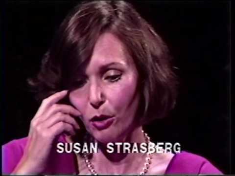 Michael Parks, Susan Strasberg---Rare 1985 TV Interview