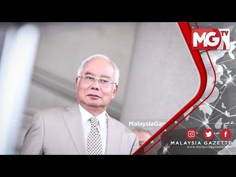 TERKINI : Saya Tidak Boleh Kata Apa-apa! - Najib Razak