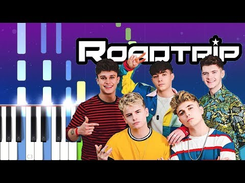 Roadtrip - Take This Home (Piano Tutorial)