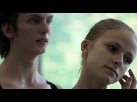 In Bolshoi Ballet Academy