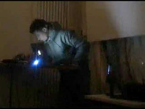 Aaron Hull Live in Berlin at salon bruit jan 2007