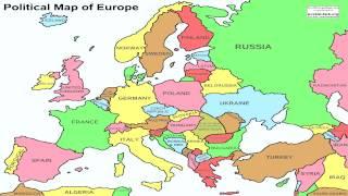 New Romania Map