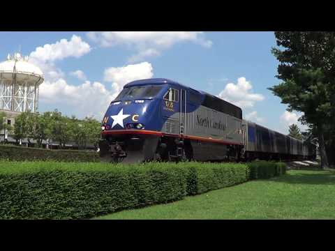 Private Cars, UP Power, EMD Leaders, & NS 4004 on NS's Danville District 8/22/2017