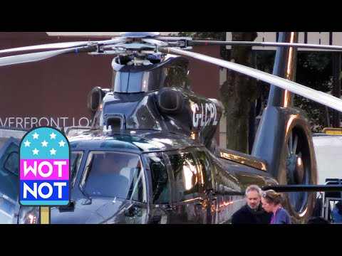 James Bond Filming In London - SPECTRE Behind The Scenes