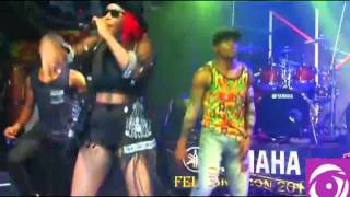 German Juice Live -  Cynthia Morgan