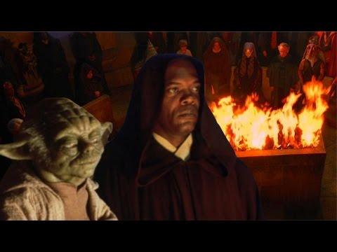 """How Yoda Knew About the """"Rule of Two"""" in The Phantom Menace"""