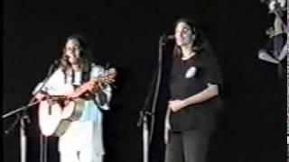 1998 - Festival universitario - Sin Hijo Ni Arbol Ni Libro - Juli Maripa - UCLV