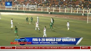 FIFA U-20 W.Cup Qualifiers: Analysing Falconets' Bashing Of Morocco Pt.1 |Sports This Morning|