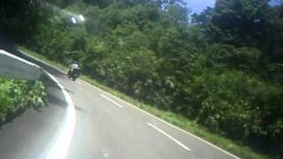 十和田大館樹海ライン県道2号線
