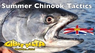 How To Fish Tutorial - Salmon Summer Chinook Tackle Tactics