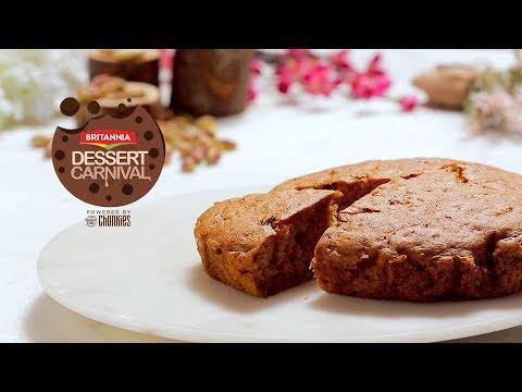 Carrot Cake Recipe | How To Make Carrot Cake | Britannia Dessert Carnival