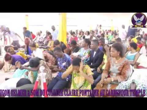 PROPHÈTE HOLY DAVID Abidjan: Spéciale Prophétie et Puissance du Dimanche 14 Mai 2017