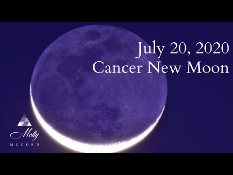 July 20 Cancer New Moon 🌟 Take A Break And Come Home To Yourself